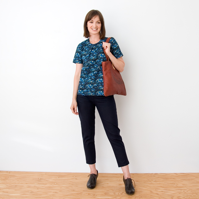 Great Lakes Blouse