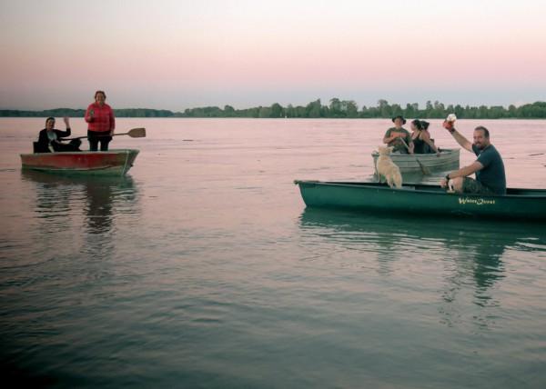 Finn Slough Boating
